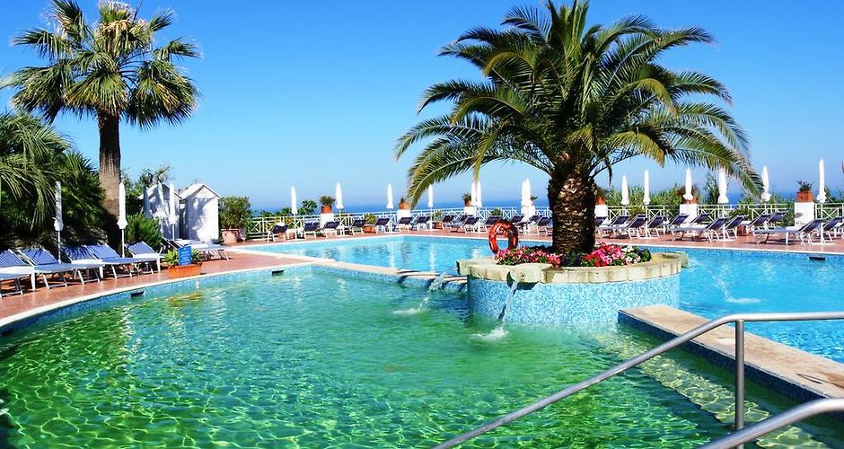 Bagno Giapponese Terme Ischia : Hotel paradiso terme forio di ischia